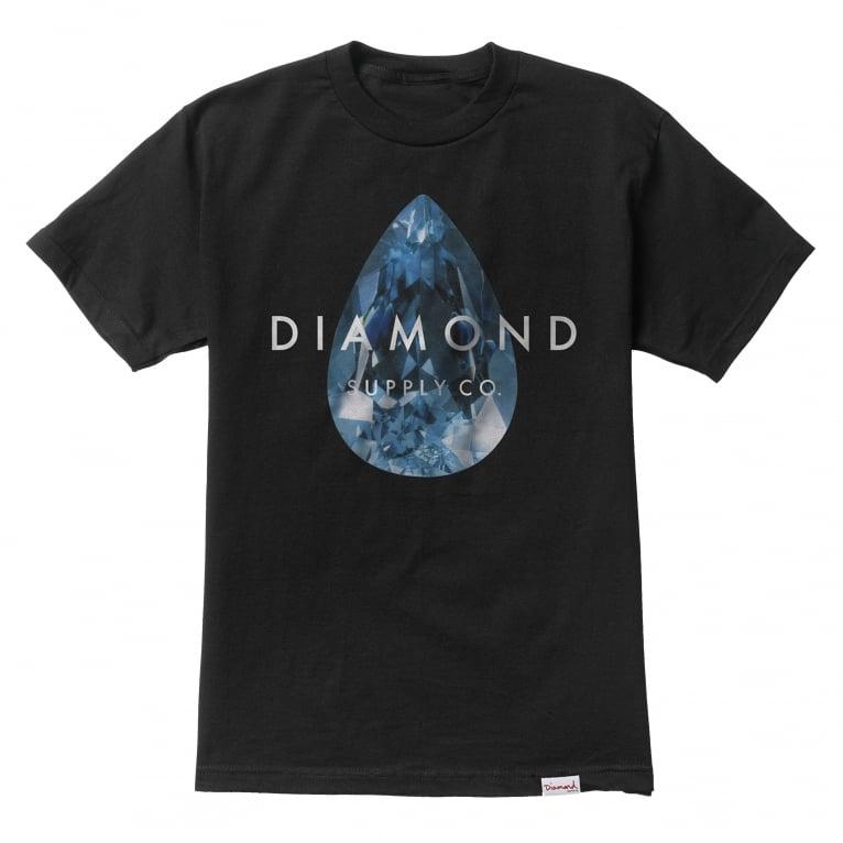 Diamond Supply Co. Teardrop T-shirt - Black