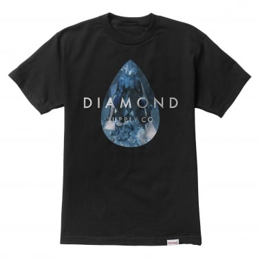 Teardrop T-shirt - Black