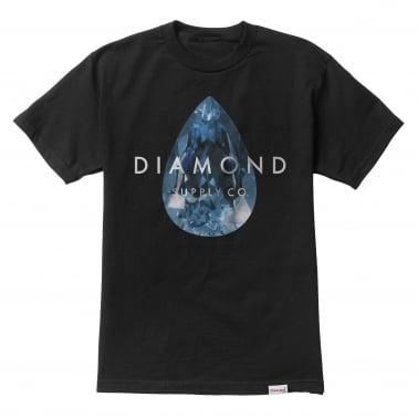 Teardrop T-shirt - Black