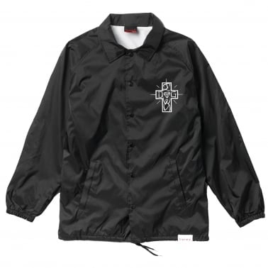 X Dogtown Coaches Jacket - Black