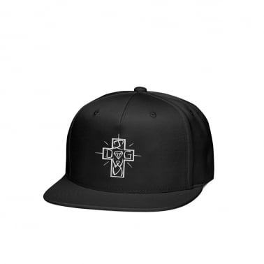 X Dogtown Strapback - Black