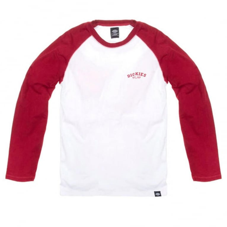 Dickies Baseball T-shirt - Aged Brick