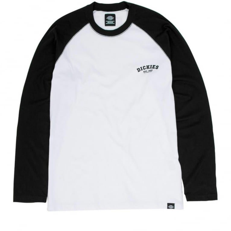 Dickies Baseball T-shirt - Black