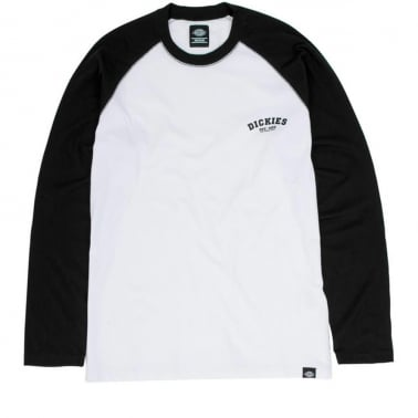 Baseball T-shirt - Black
