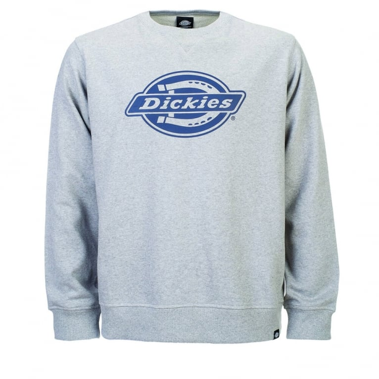 Dickies Chicago Crewneck Sweatshirt - Grey