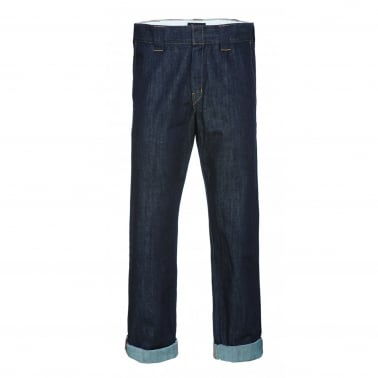 Denim Work Pant - Rinse Denim