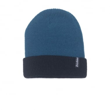 Detroit Beanie - Baltic Blue
