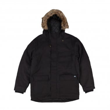 Elmwood Jacket - Black