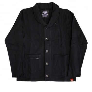 Flagstaff Jacket Black