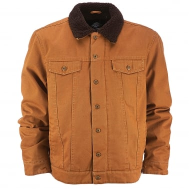 Glenside Jacket - Brown Duck