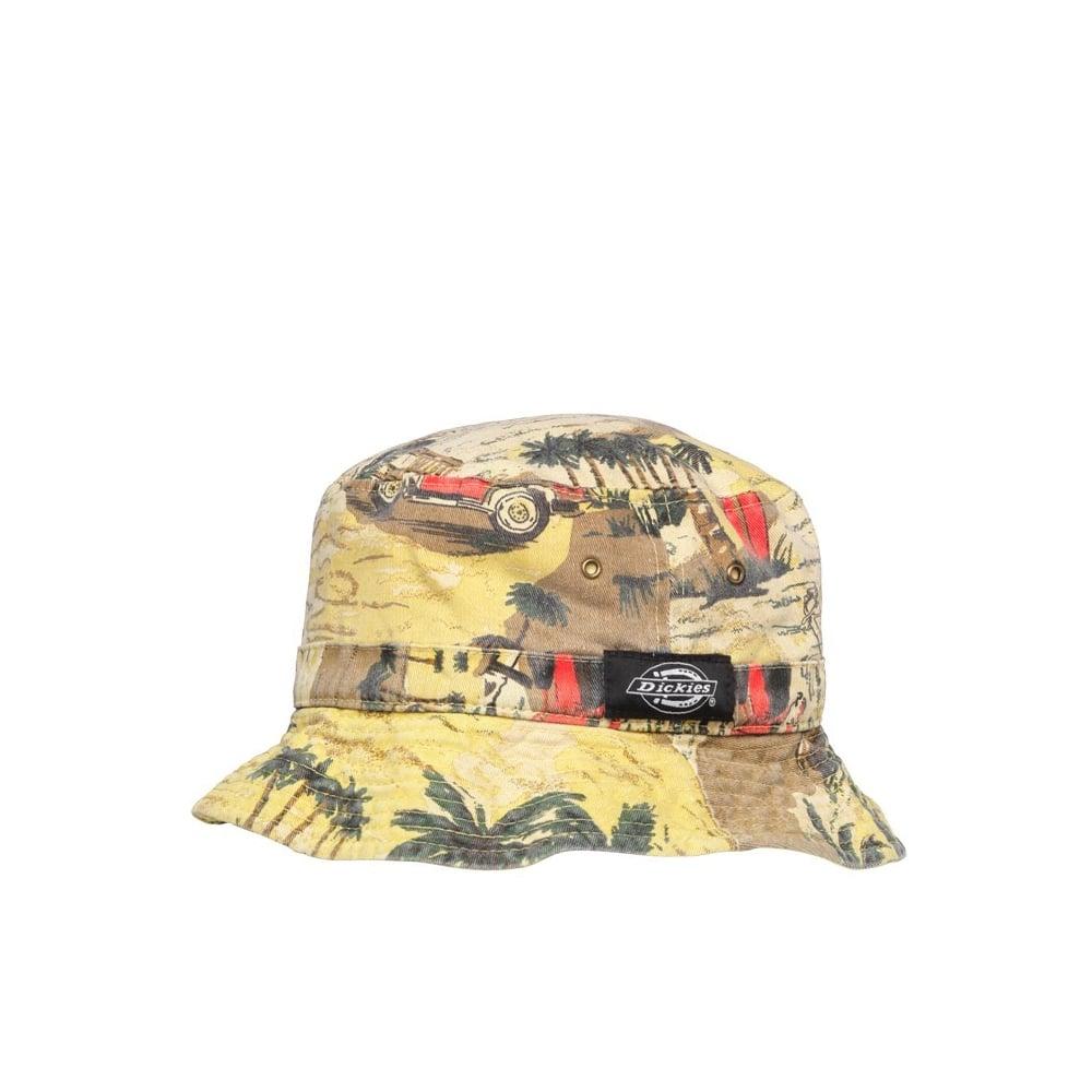 ceff9ce18a43d0 Dickies Harbour Bucket Hat Yellow | Natterjacks