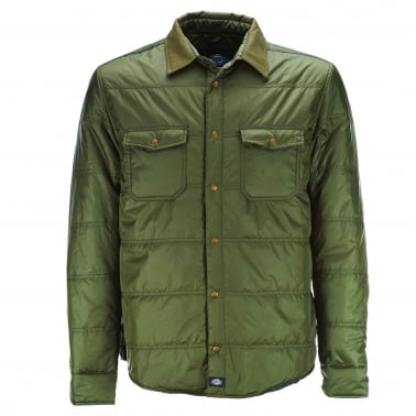 Harlan Jacket - Dark Olive