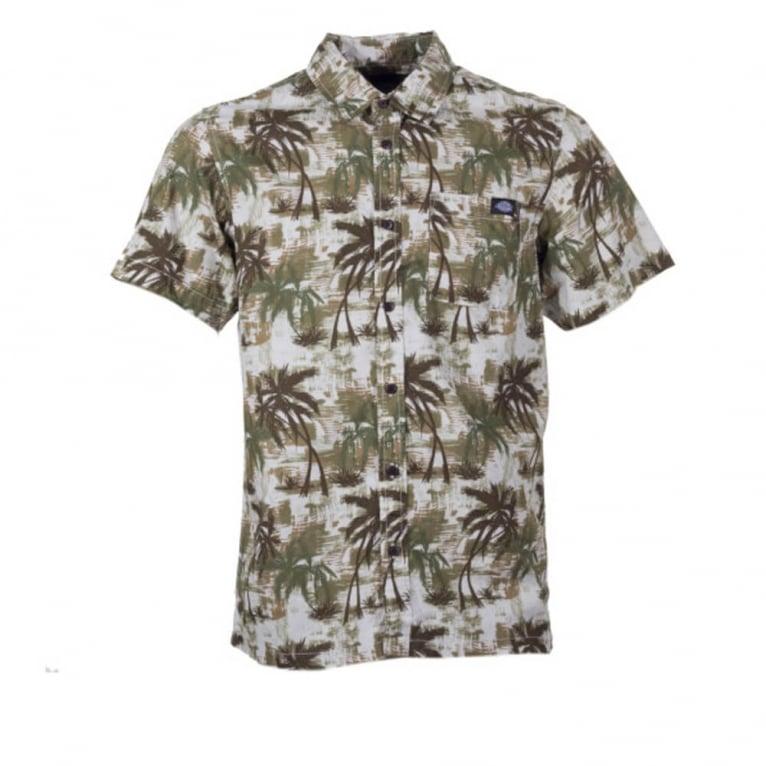Dickies Honolulu Shirt - Blue