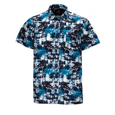 Honolulu Shirt - Blue