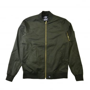 Hughson Jacket - Dark Olive