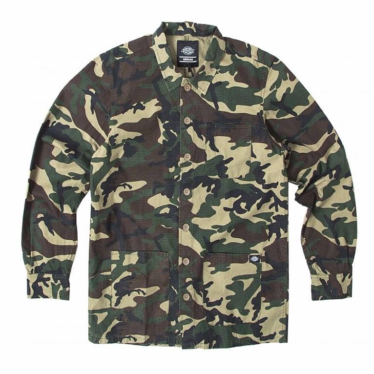 Dickies Kempton Shirt - Camouflage