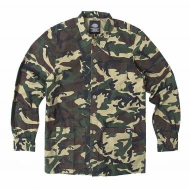 Kempton Shirt - Camouflage