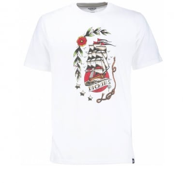 Lemoore T-shirt - White