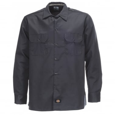 Long Sleeve Slim Shirt