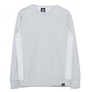 Manilla Sweatshirt - Grey Melange