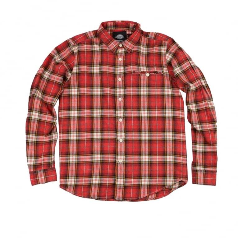 Dickies Marshall Shirt - Orange