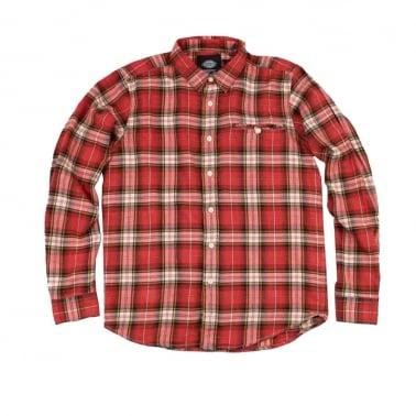 Marshall Shirt - Orange