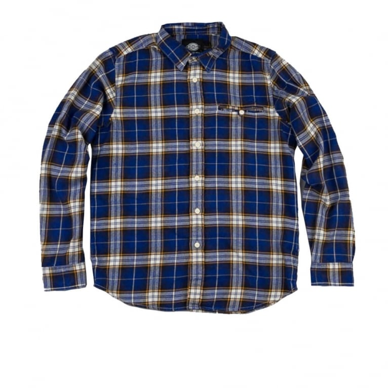 Dickies Marshall Shirt Royal - Blue