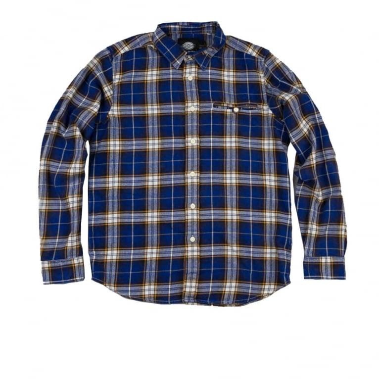 Dickies Marshall Shirt Royal - Blue