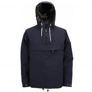 Milford Jacket - Dark Navy