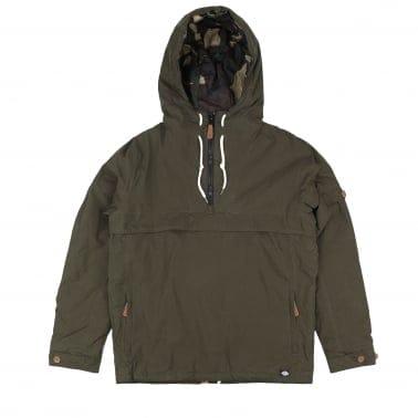 Milford Jacket - Olive Green