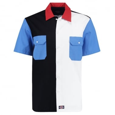 Ovalo Short Sleeve Shirt - Mixed