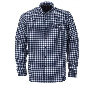 Ravendale Long Sleeve Shirt - Blue