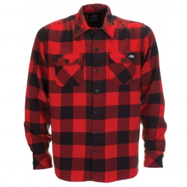 Sacramento Shirt - Red