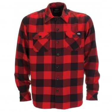 Sacramento Shirt - Red