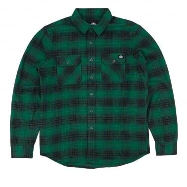 Sunfield Shirt - Pine Green