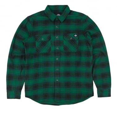 Sunfield Shirt - Pine Green