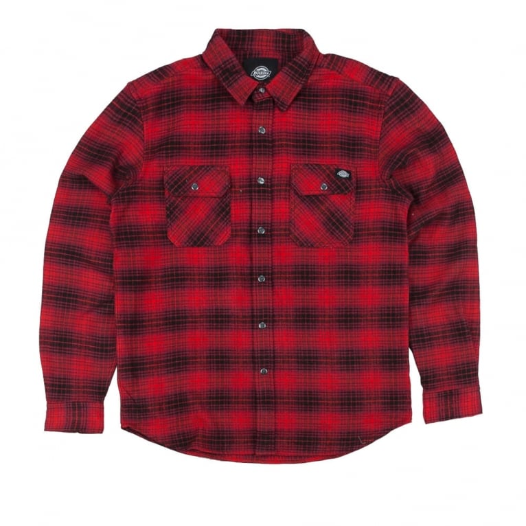 Dickies Sunfield Shirt - Red