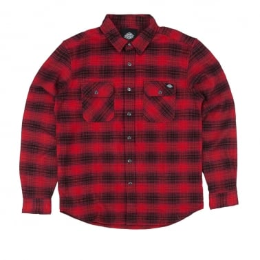 Sunfield Shirt - Red