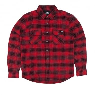 Sunfield Shirt - Red