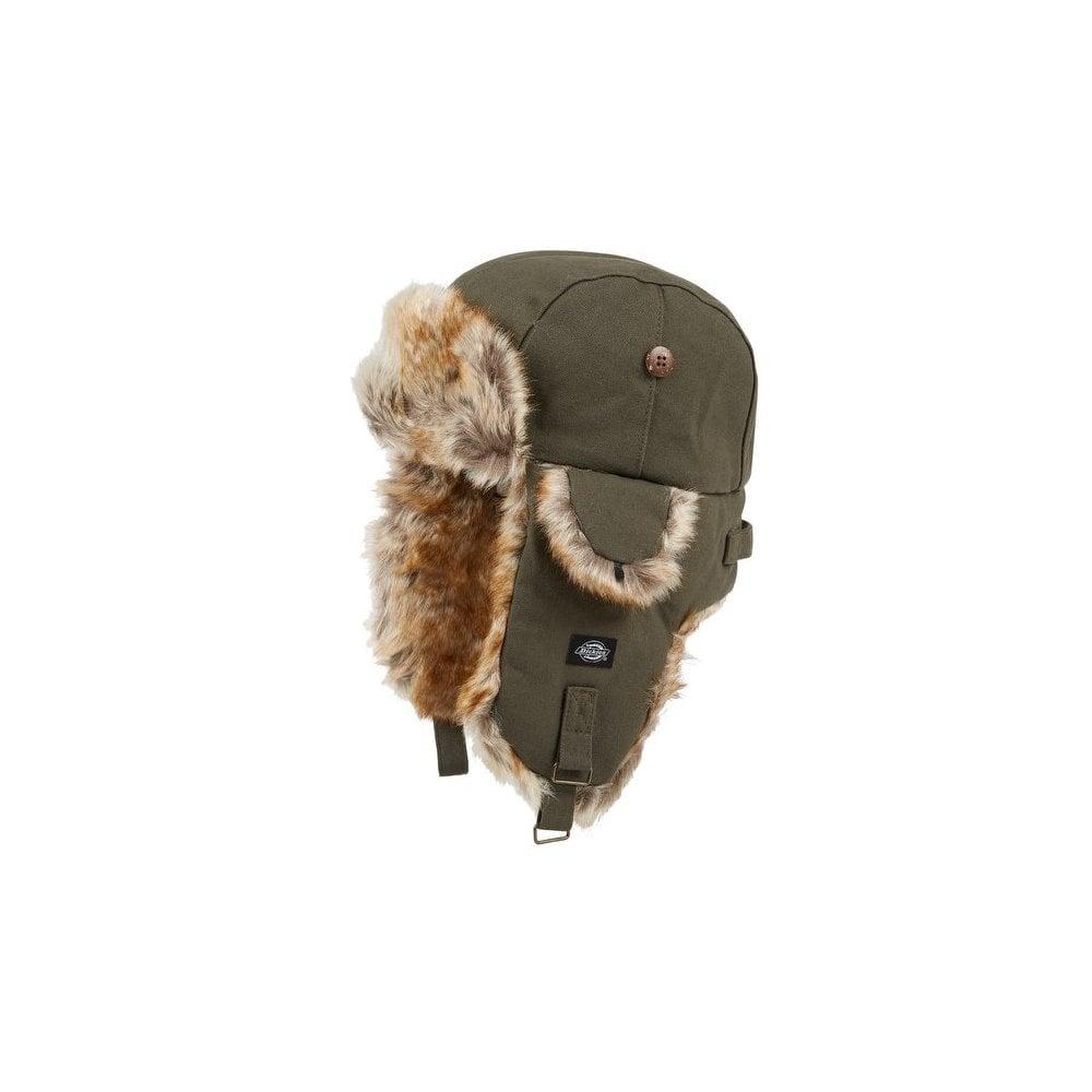 4038faa06 Trout Creek Trapper Hat - Olive Green