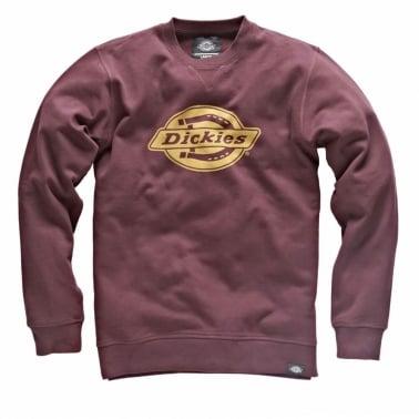Vermont Crewneck Sweatshirt - Maroon