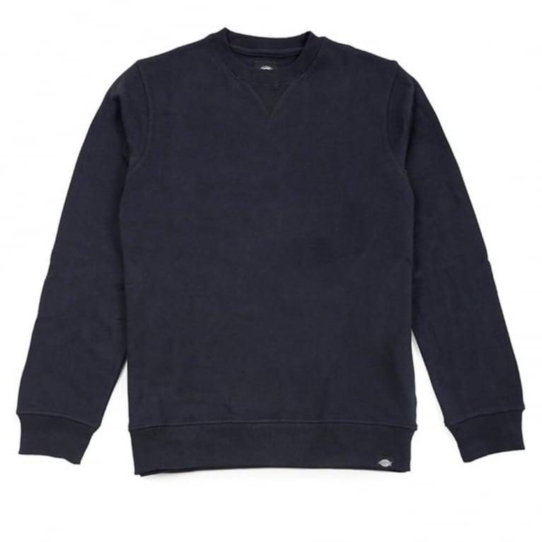 Dickies Washington Crewneck Sweatshirt - Dark Navy