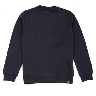 Washington Crewneck Sweatshirt - Dark Navy