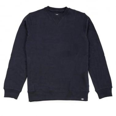 Washington Crewneck Sweatshirt - Dark Navy