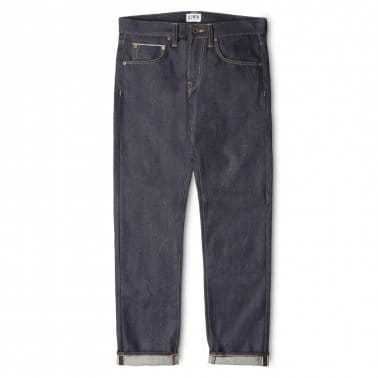 ED-55 Rainbow Selvage Denim Jeans - Unwashed