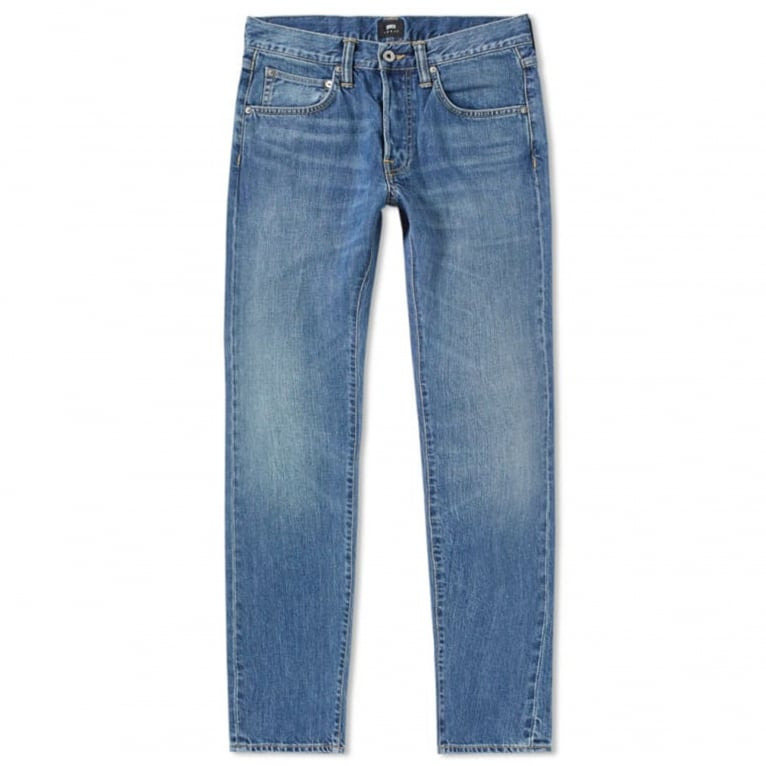 Edwin ED-55 Regular Kingston - Blue Clean Wash
