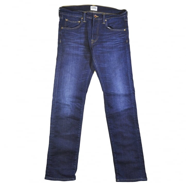Edwin ED-55 Relaxed Jeans - Dark Trip Used
