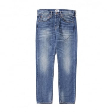 ED-55 Relaxed Tapered - Blue/Mid Glint