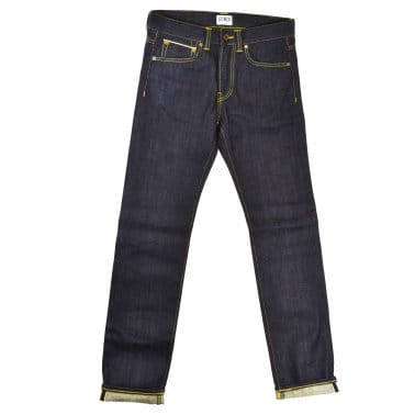 ED-80 63 Rainbow Selvage Jeans - Blue
