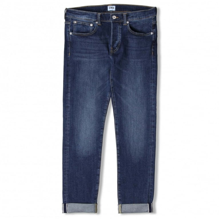 Edwin ED-80 CS Selvage - Blast Wash